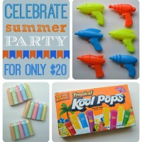Celebrate Summer Party for $20